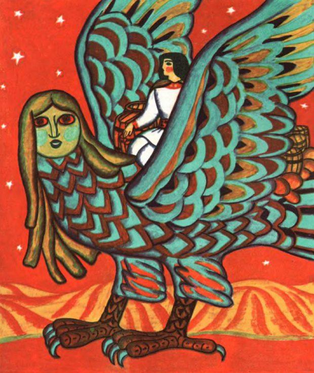 Фет-Фрумос — Овечий син— молдавська народна казка