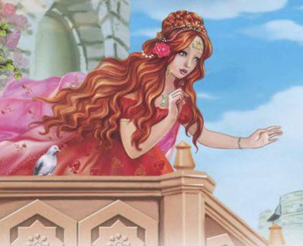 Горбата принцеса — іспанська народна казка