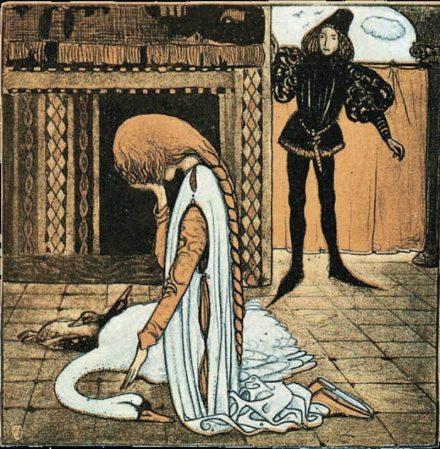 Лебедине вбрання — Хелена Нюблум